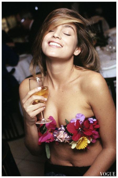 Wayne Maser, Vogue, March 1989