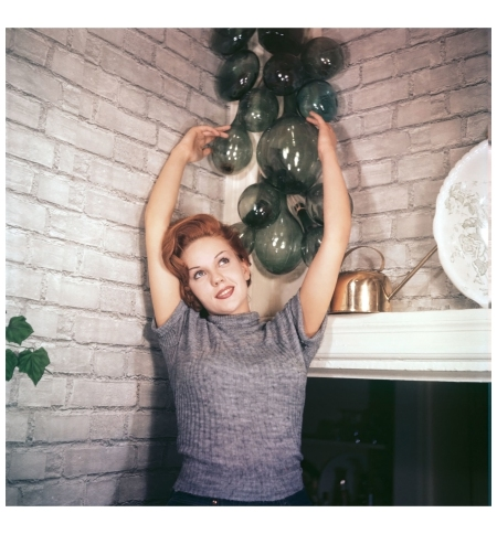 1957 Colleen Farrington 1957  Photo Peter Basch b