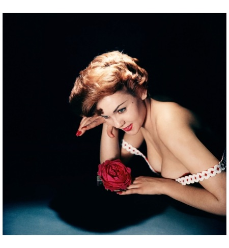 1957 Colleen Farrington 1957  Photo Peter Basch