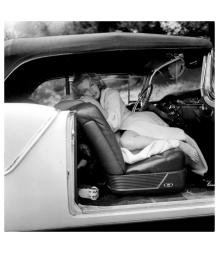 Anita Ekberg Peter Basch, Vogue, August 1950 x