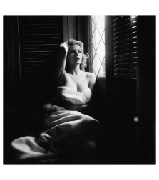 Anita Ekberg Peter Basch, Vogue, August 1950 x1