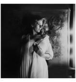 Anita Ekberg Peter Basch, Vogue, August 1956 b 2