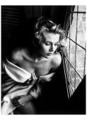 Anita Ekberg Peter Basch, Vogue, August 1956 b