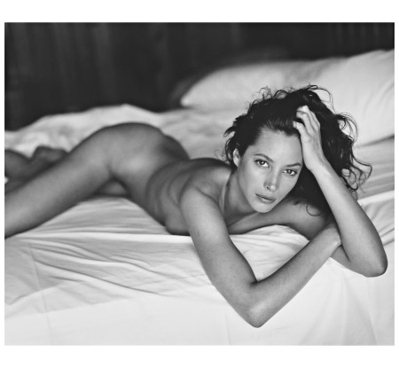 Christy Turlington, Panoramic View Hotel, Montauk, 1993