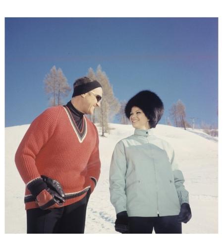 Claudia Cardinale in Pink Panther%22 %22La pantera rosa%22 (Blake Edwards, 1964)  Photo Angelo Frontoni