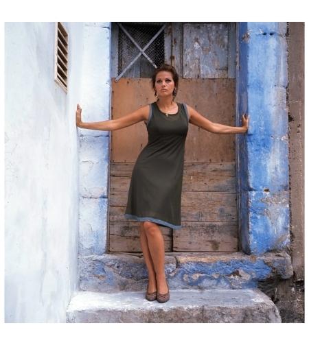 Claudia Cardinale, reportage sul set di %22Il giorno della civetta%22 (Damiano Damiani, 1967 1