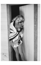 Eve Meyer as Evelyn Eugene Turner 1955 Photo Russ Meyer a