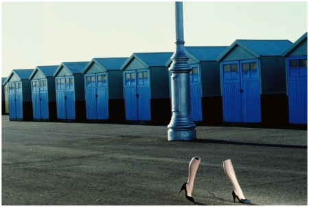 Guy Bourdin for Charles Jourdan 1979  b