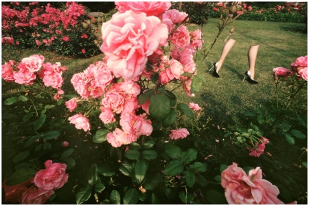 Guy Bourdin for Charles Jourdan 1979