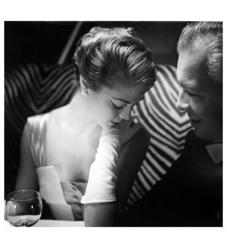 'Jean Patchett' 1950's Photo Peter Basch