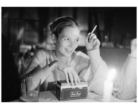 Kate Moss, 1993, Nepal Photo Arthur Elgort