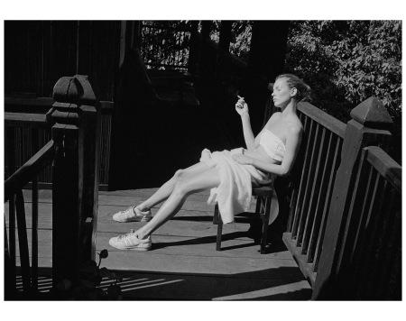Kate Moss, 1993, Nepal