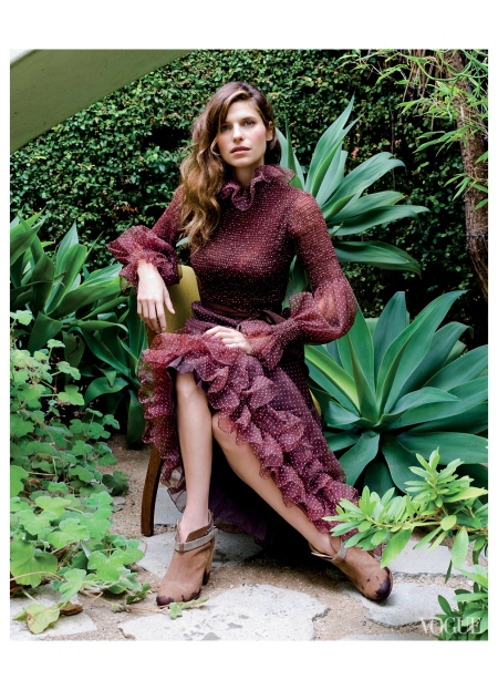 Lake Bell Actress and Director Photographed by Claiborne Swanson Frank