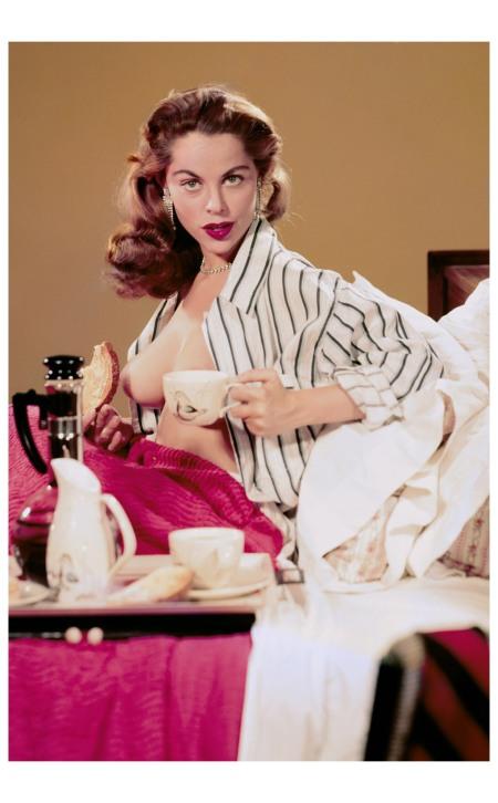 Marguerite Empey  or Diane Webber 1956 Photo Russ Mayer