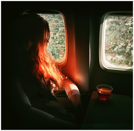 Photo Alex Prager Nancy from the big Valley 2008 (Eggleston Influence)