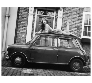 Charlotte Rampling Mini Testimonial 1960's