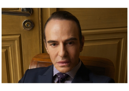 John Galliano by Patrick Demarchelier John Galliano joins Martin Margiela a 'second chance' for fashion's most controversial designer