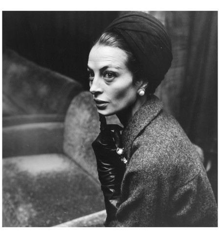 Capucine Her perfect bone structure, she successfully transitioned from modeling to acting, starring opposite Peter Sellers in The Pink Panther Evening Standart