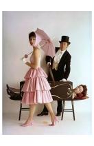 %22She's the Girl%22 Lucinda Hollingsworth with actor Howard Keel, Dorothy Kilgallen, McCall's, April 1960 Photo William Helburn