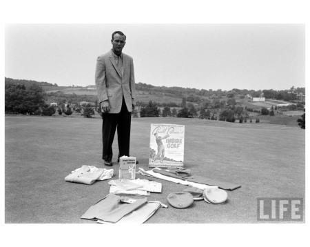 Arnold Palmer 1962 Inside Golf