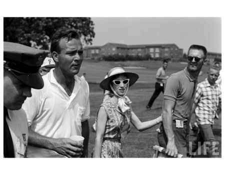 Arnold Palmer 1962 John Dominis e