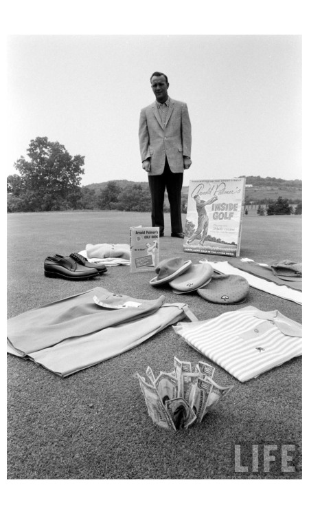 Arnold Palmer 1962 John Dominis r