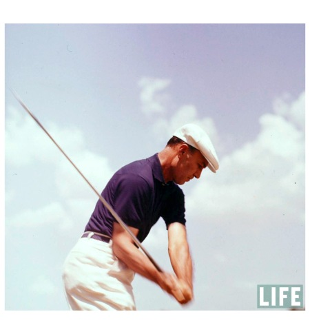 Ben Hogan LIFE Photo Yale Joel a