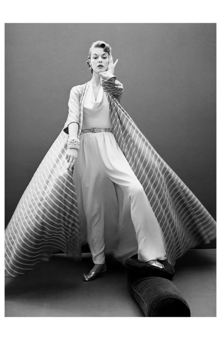 Jean Patchett, c.1955 Photo William Helburn