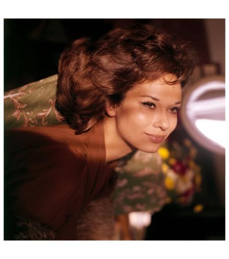 Lea Massari - Chiara Samugheo Shooting