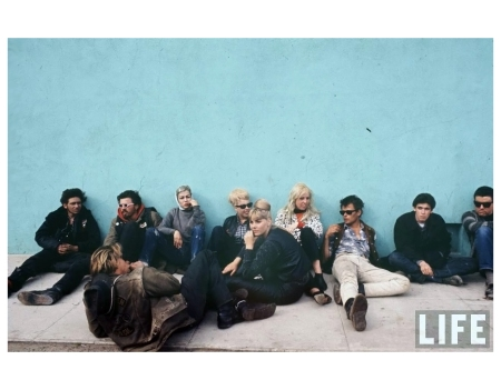 Life Hells Angels_Photo Bill Ray - 1965 group seat c