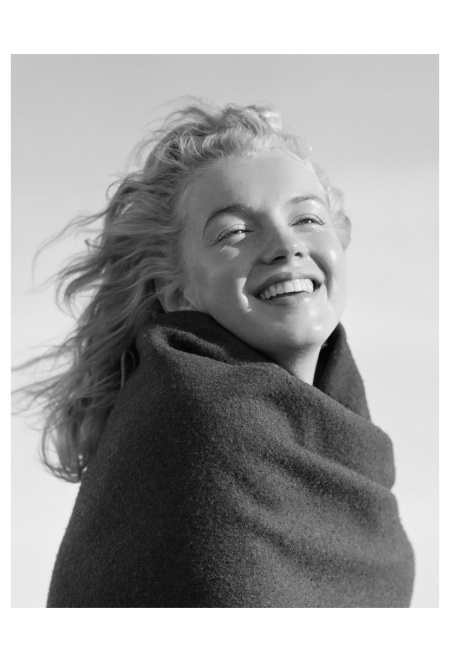 Marylin Monroe %22Joy%22Photo André De Dienes 1946