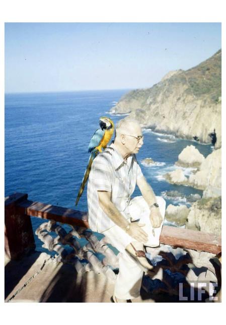 Photographer Ralph Crane Acapulco 50's