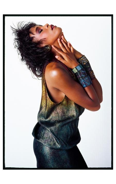 Whitney Houston Photo Art Kane 1980's