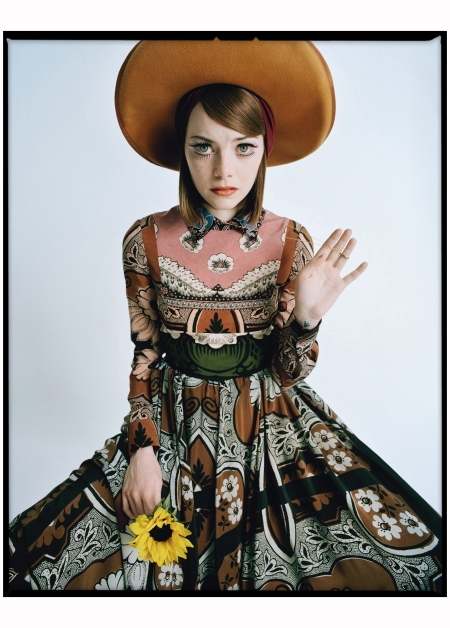 Emma Stone f