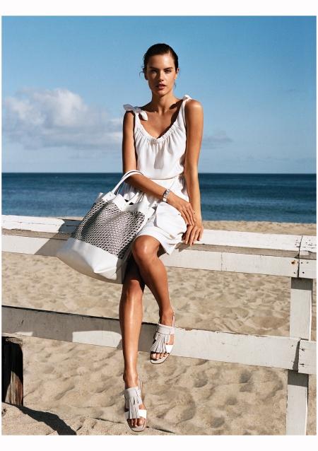 Alessandra Ambrosio  Angelo Pennetta, Vogue, June 2014