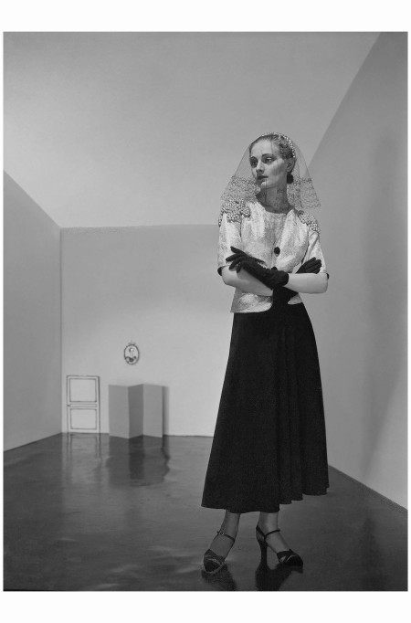 jacket that Lanvin paired with a wool skirt Andre Durst, Vogue, October 1, 1936