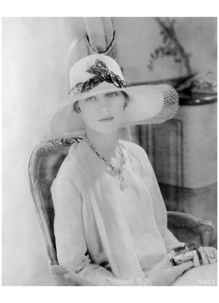 Jeanne lanvin Lee Miller, 1928 Edward Steichen, Vogue, June 1, 1928
