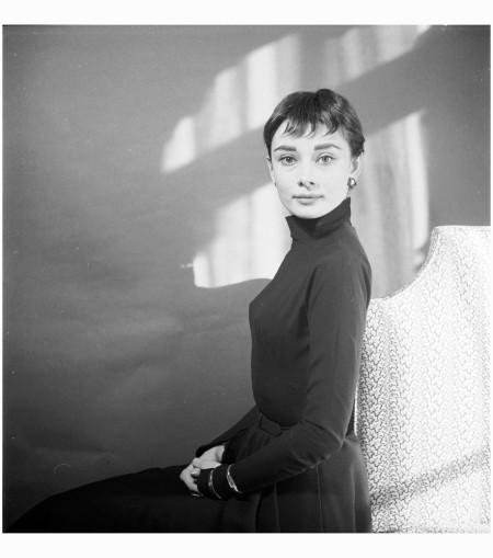 Audrey Hepburn 1954 Photo Cecil Beaton