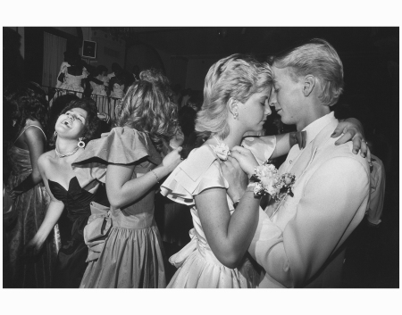 Gibbs Senior High School Prom St. Petersburg, Florida, USA, 1986 Photo Mary Ellen Mark