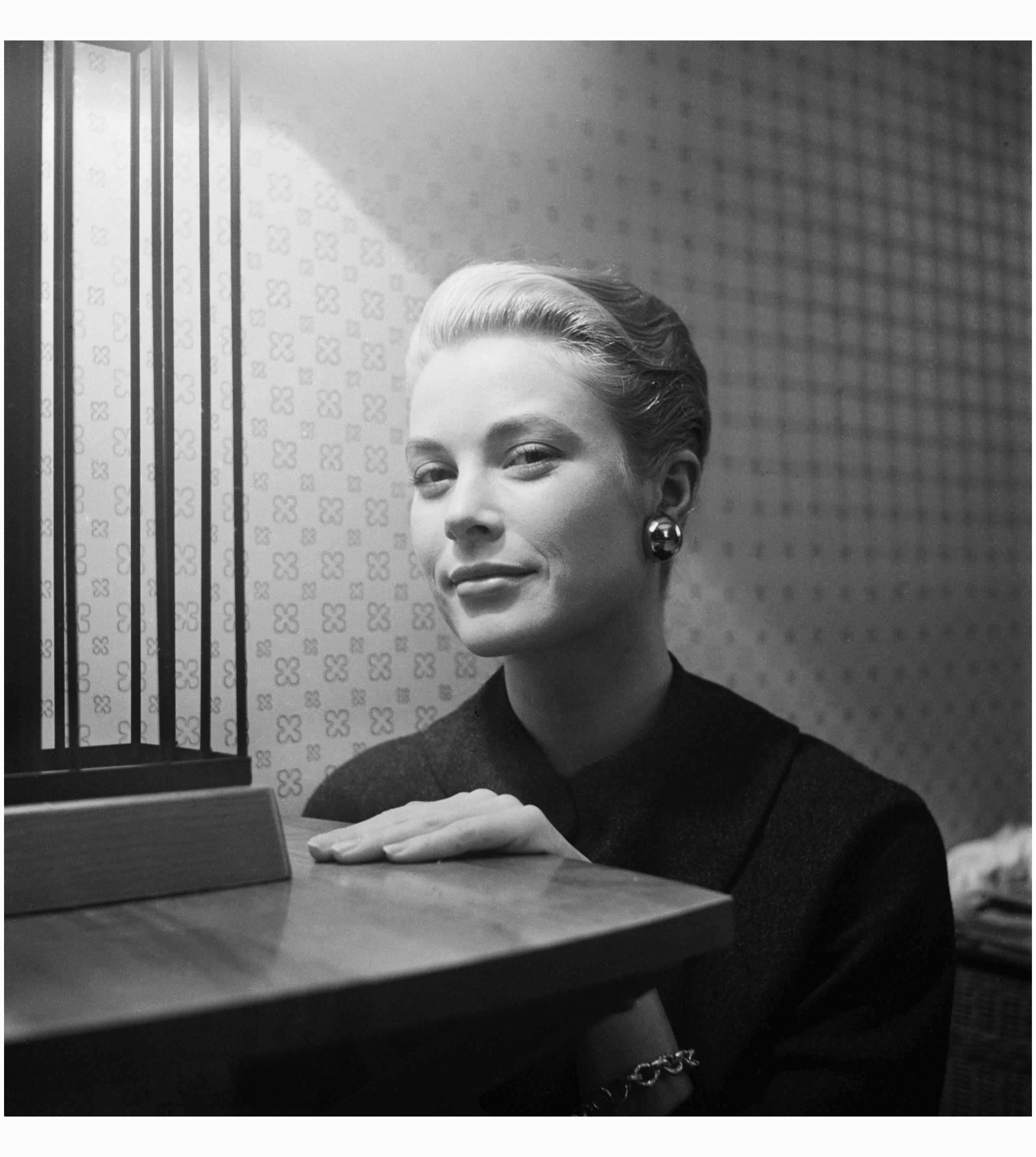 Grace Kelly 1954 Photo...