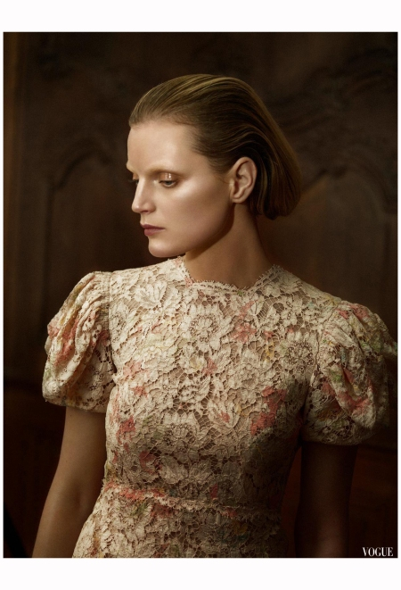 Guinevere Van Seenus Photo Paolo Roversi in March 2013