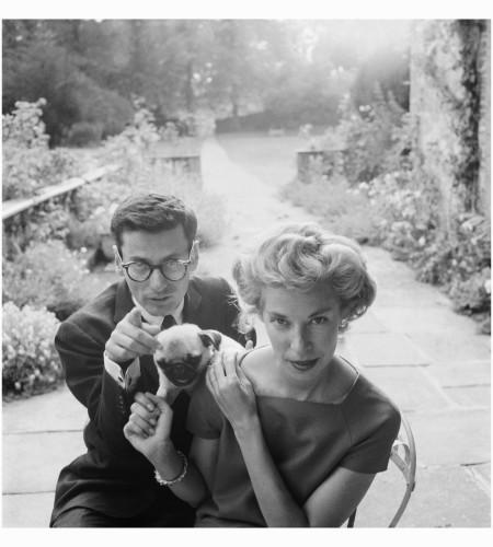 Richard Avedon, Evelyn Avedon Reddish, 1955