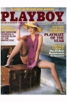 1984 Playmate of the Year Barbara Edwards b cover