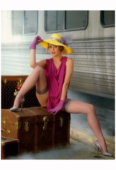 1984 Playmate of the Year Barbara Edwards Photo Amy Freytag
