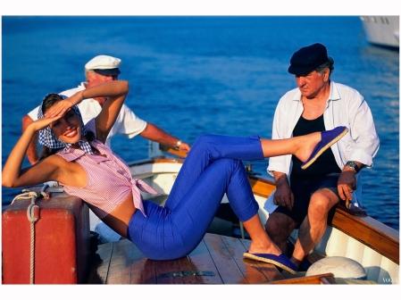 Arthur Elgort, Vogue, December, 1992