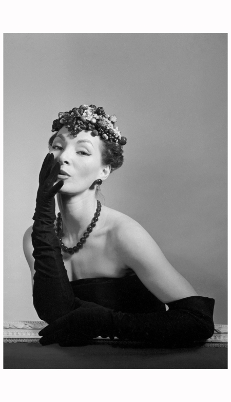 Christian Dior, Paris, 1948 Photo Willy Maywald