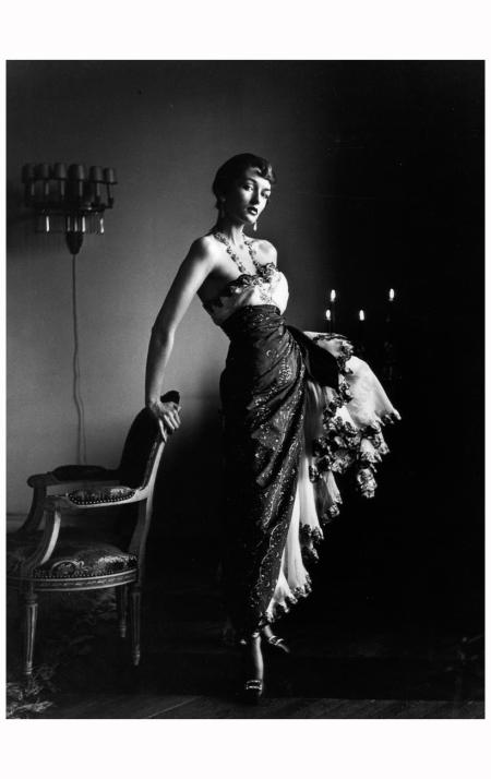 Comtesse Alain de la Falaise, Paris, France (29.003), 1949