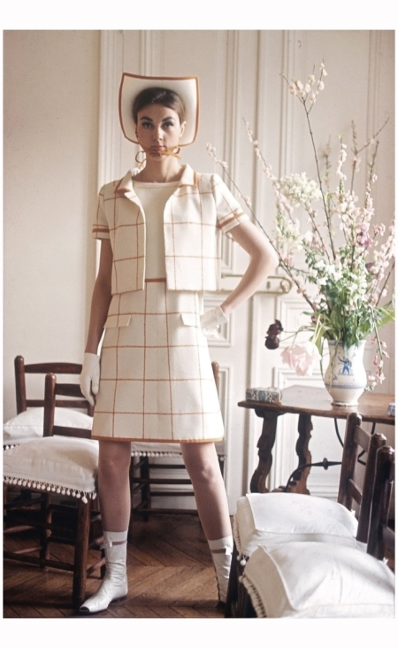 Courreges - 1965 Photo Shahrokh Hatami -rexusa