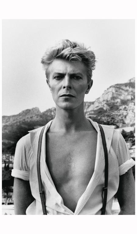 David Bowie, Monte Carlo, 1983