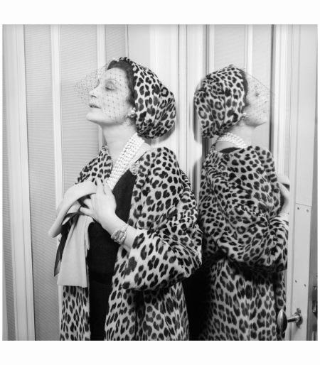 Dior's muse, Mitzah Bricard Photo Cecil Beaton